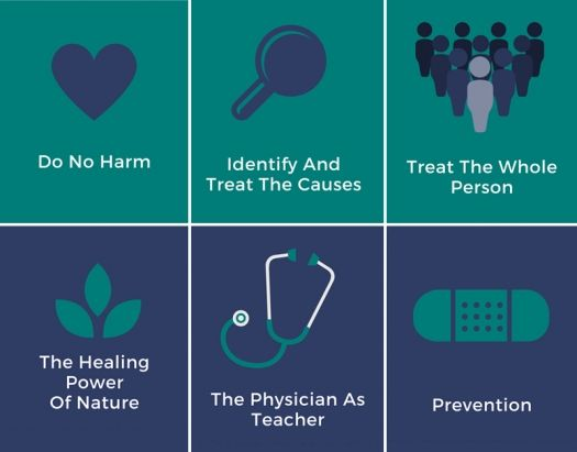 Full Circle Care Services Naturopathic Treatments