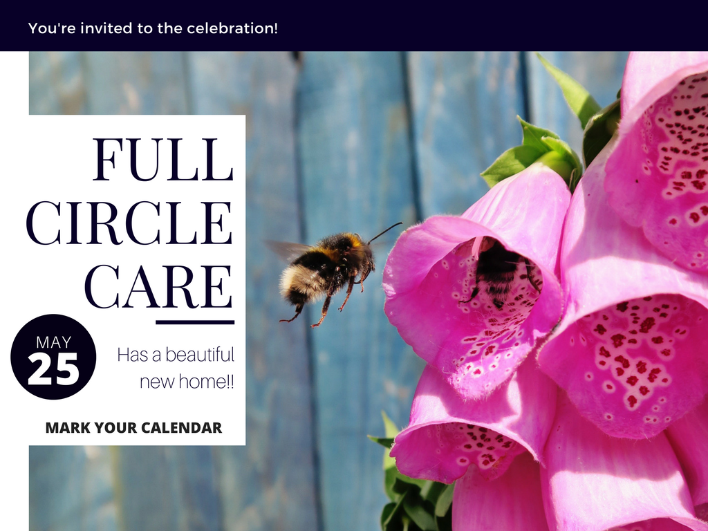 RSVP Open House May 25 2017 | Full Circle Care