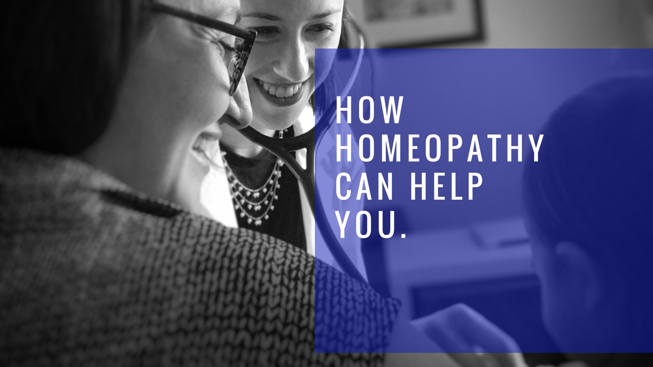 homeopathy helping you